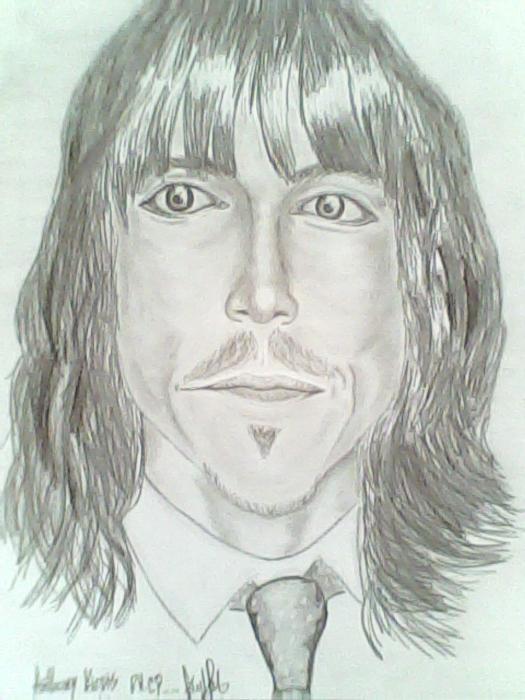Anthony Kiedis by keiilapeppers